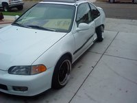 Picture of 1995 Honda Civic Coupe, exterior