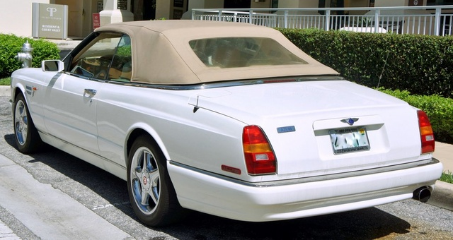 Picture of 1998 Bentley Azure