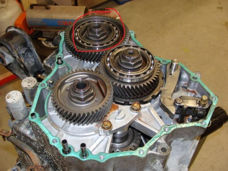 honda accord questions automatic transmission rebuild, stuck shaft 2003 Honda Accord Transmission