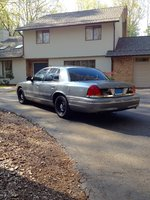 Picture of 1998 Ford Crown Victoria Police Interceptor