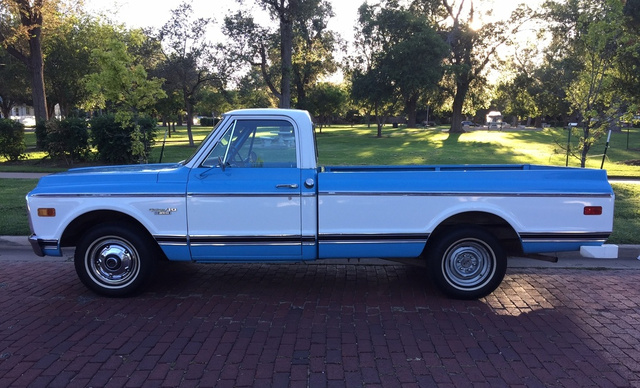 Picture of 1969 Chevrolet C10