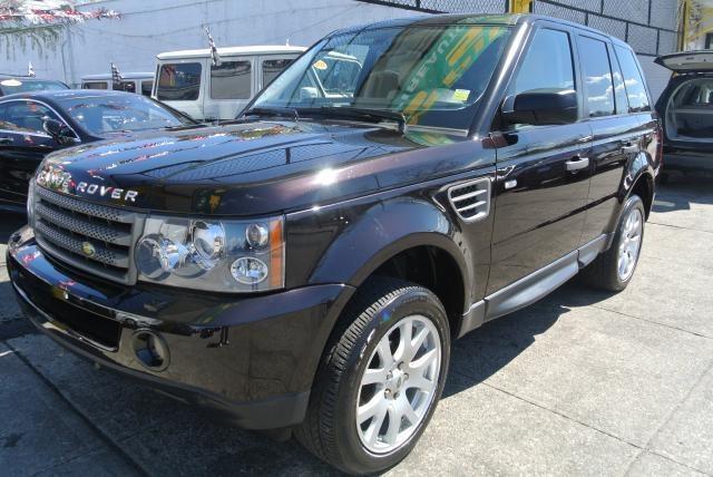 Foto de un 2009 Land Rover Range Rover Sport