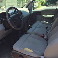 Picture of 2004 Ford F-150 XL Ext. Cab 4WD, interior, gallery_worthy