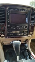 Picture of 2002 Toyota Land Cruiser 4WD, interior