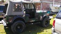 1978 Jeep CJ5 Overview