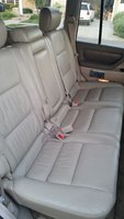 Picture of 2002 Toyota Land Cruiser 4 Dr STD 4WD SUV, interior