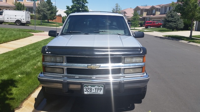 Picture of 1994 Chevrolet Suburban K1500 4WD, exterior, gallery_worthy