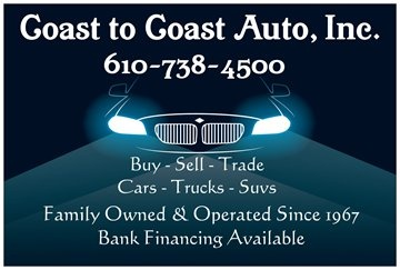 Coast to coast auto inc west chester pa read consumer for West coast motor inc