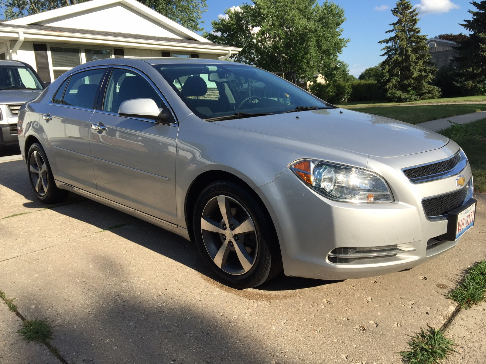 2013 chevrolet malibu for sale in madison wi cargurus. Black Bedroom Furniture Sets. Home Design Ideas