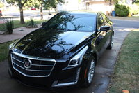 Picture of 2014 Cadillac CTS 3.6L Luxury AWD, exterior