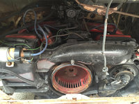 Picture of 1973 Volkswagen Type 2, engine