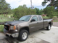 Picture of 2008 GMC Sierra 2500HD SLE2 Ext. Cab LB 4WD, exterior, gallery_worthy