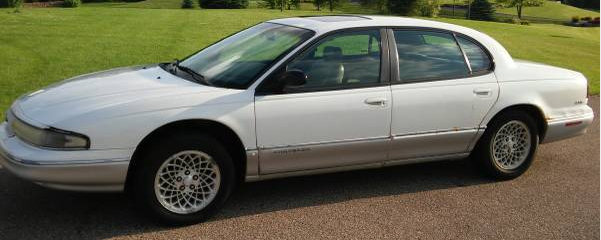 Picture of 1997 Chrysler LHS 4 Dr STD Sedan