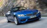 2016 BMW Z4, Front-quarter view, exterior, manufacturer, gallery_worthy