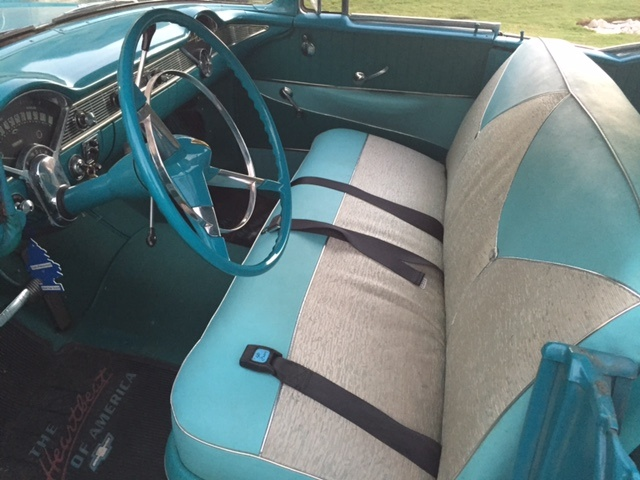 Chevrolet Bel Air Questions - Powerglide/Automatice