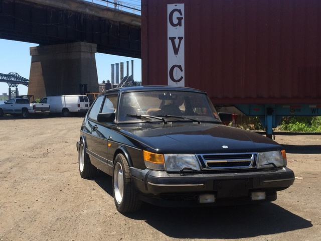 Picture of 1991 Saab 900 2 Dr Turbo Hatchback, exterior