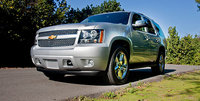 Picture of 2014 Chevrolet Tahoe LTZ 4WD, exterior, gallery_worthy