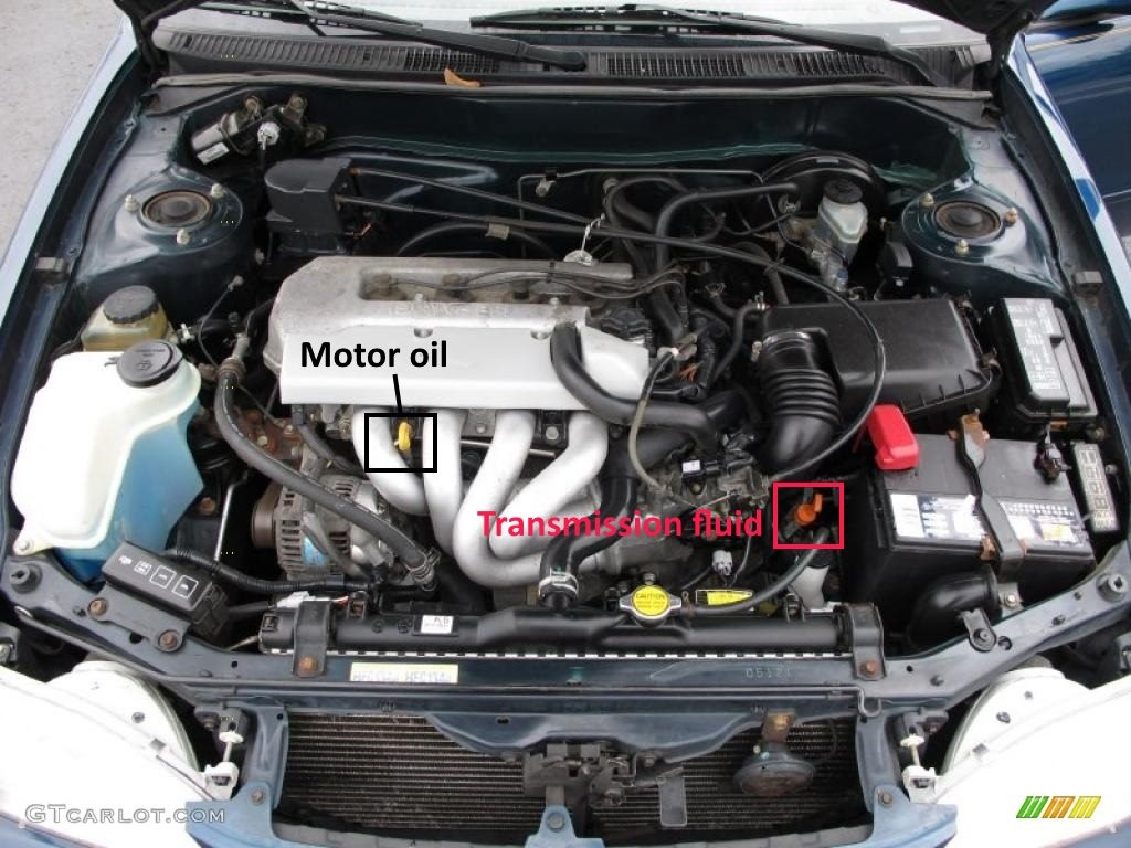 Toyota Engine Oil Diagram Wiring Library 98 Corolla I Suddenly Lost All The From My Corolla1998 Cap And