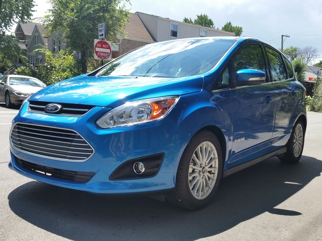 2015 ford c-max - overview - cargurus