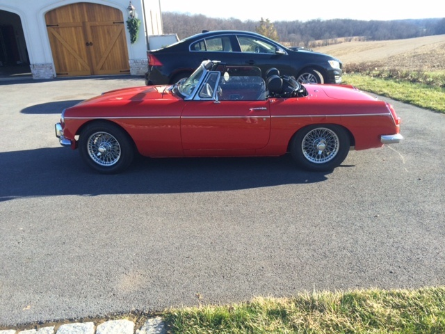 Picture of 1973 MG MGB Roadster