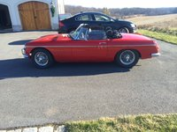 1973 MG MGB Roadster Picture Gallery
