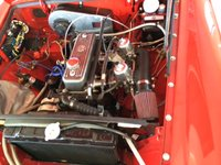 Picture of 1973 MG MGB Roadster, engine