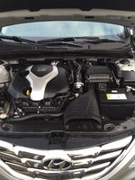 Picture of 2013 Hyundai Sonata 2.0T Limited, engine