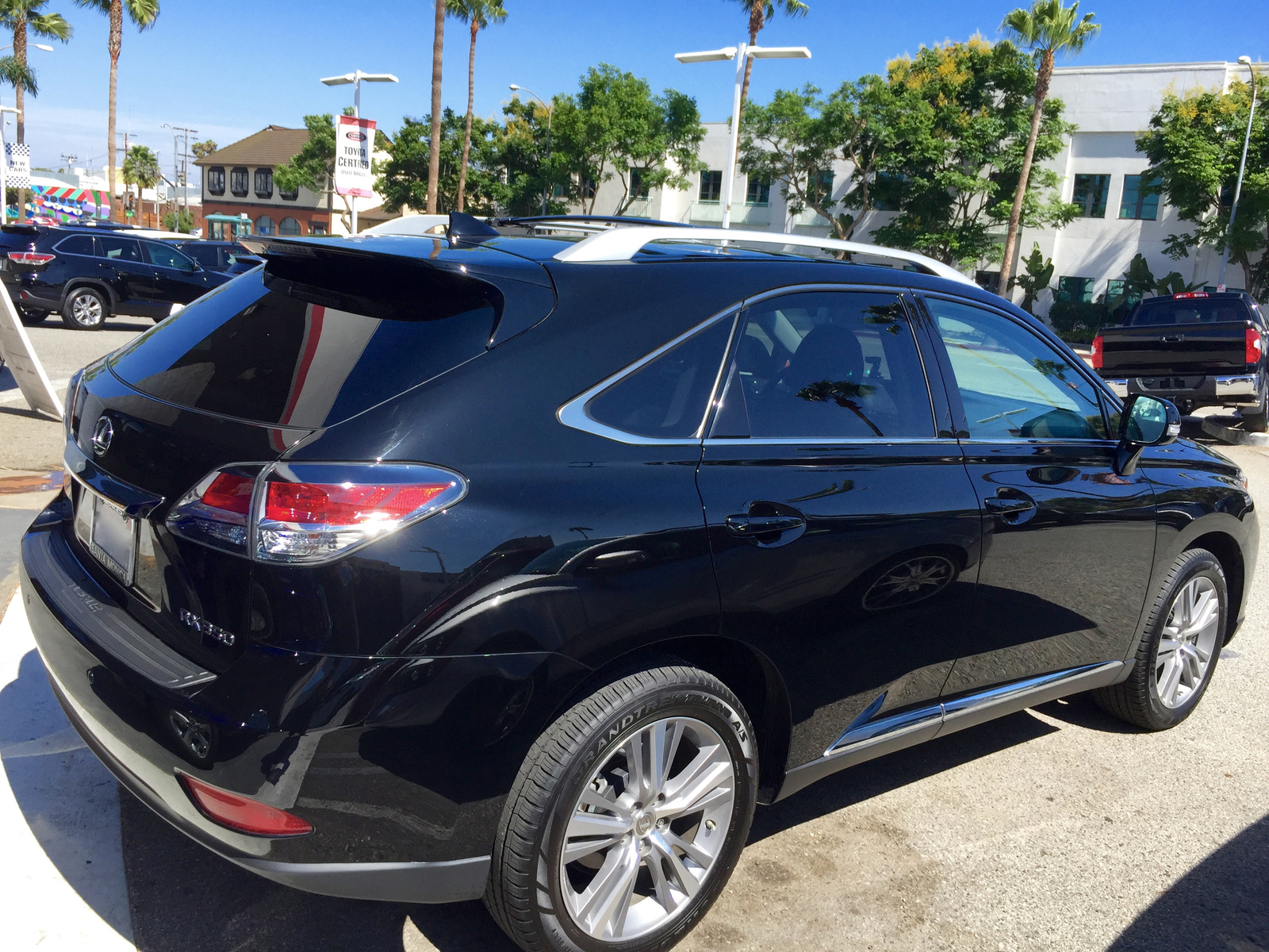 picture of 2015 lexus rx 350 awd. Black Bedroom Furniture Sets. Home Design Ideas