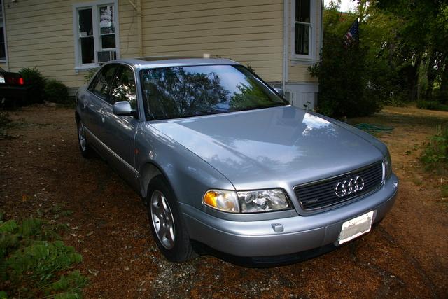 Picture of 1997 Audi A8 Quattro, exterior