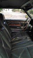Picture of 1971 Lincoln Continental, interior