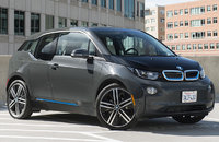 2015 BMW i3 Picture Gallery