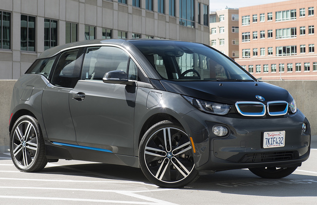 2015 Bmw I3 Overview Cargurus