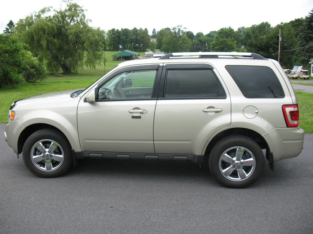 picture of 2012 ford escape limited 4wd exterior. Cars Review. Best American Auto & Cars Review