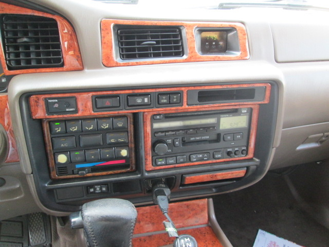 toyota land cruiser interior pictures cargurus