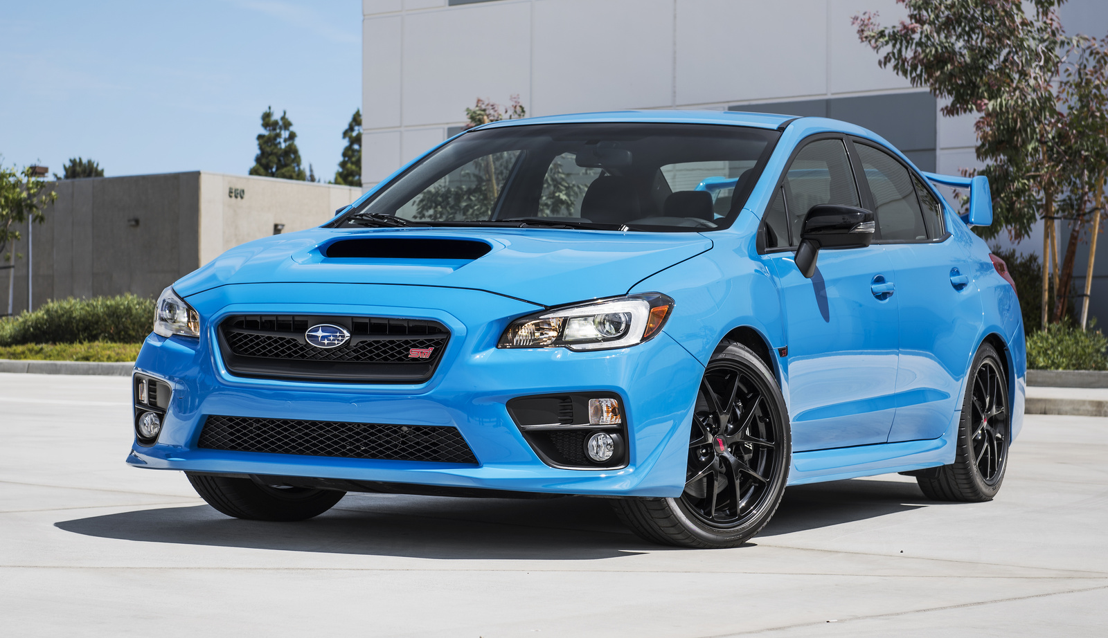 Subaru Sti Specs All New Car Release And Reviews Blue With White Rims 2016 Wrx Review Cargurus