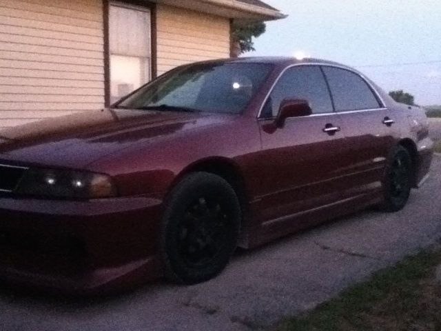 Picture of 1999 Mitsubishi Diamante 4 Dr STD Sedan