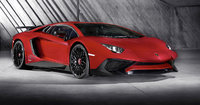 2016 Lamborghini Aventador, Front-quarter view, exterior, manufacturer, gallery_worthy