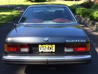 1983 BMW 6 Series Overview