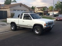 1992 Nissan Pickup Overview
