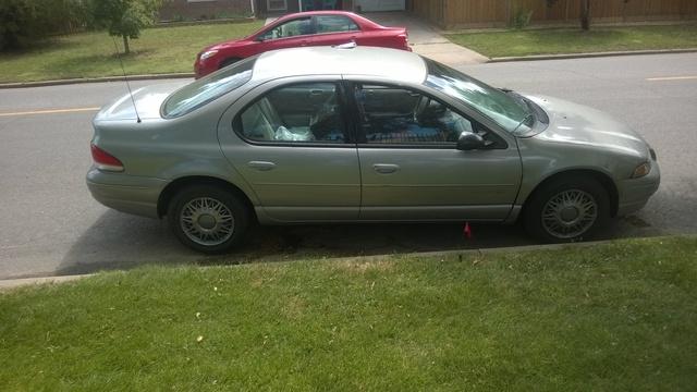 Picture of 1995 Chrysler Cirrus 4 Dr LX Sedan