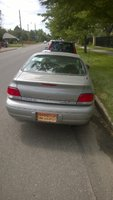 Picture of 1995 Chrysler Cirrus 4 Dr LX Sedan, exterior