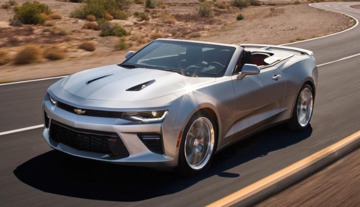 Front-quarter view. © General Motors.