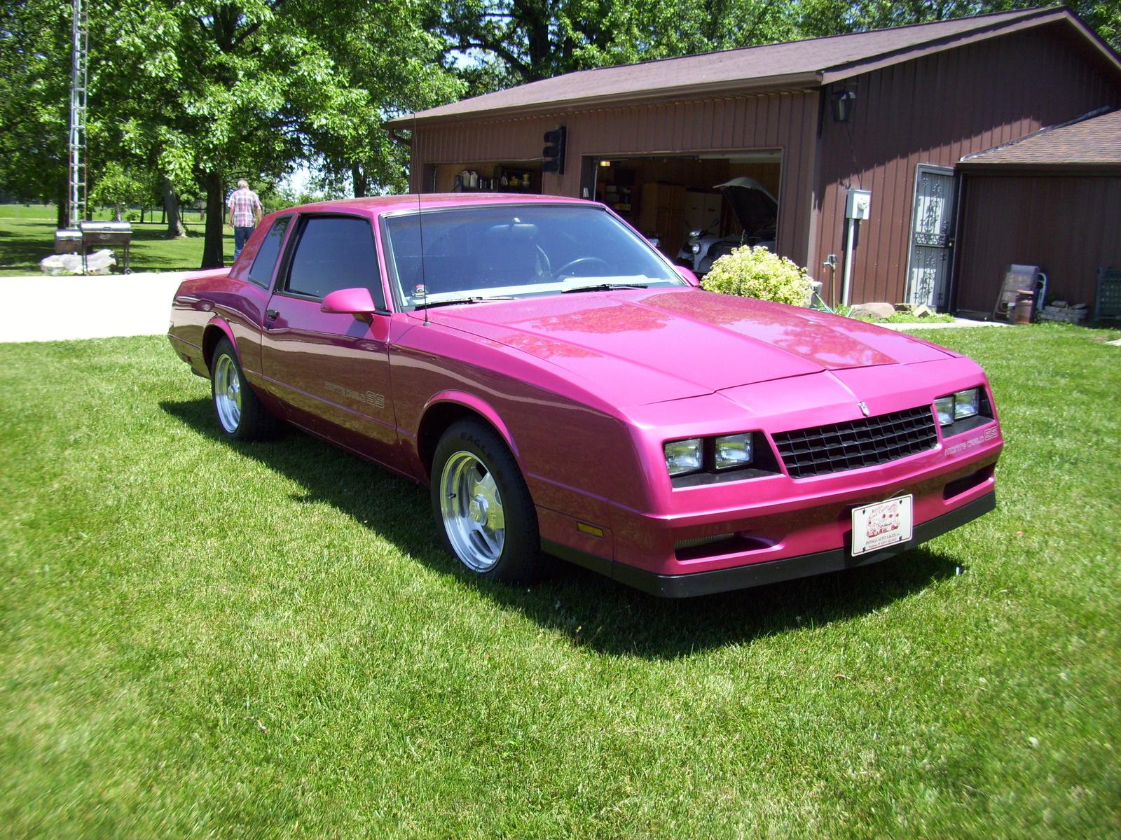 1986 Chevrolet Monte Carlo - Overview