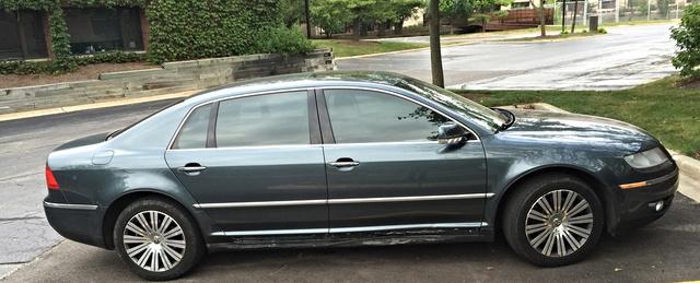 2006 Volkswagen Phaeton