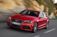 2016 Audi S3, Front-quarterview, exterior, manufacturer, gallery_worthy
