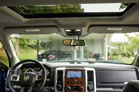 Picture of 2011 RAM 1500 Laramie Crew Cab 4WD, interior, gallery_worthy