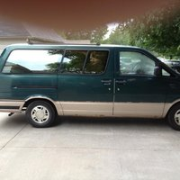 Picture of 1992 Ford Aerostar 3 Dr Eddie Bauer Passenger Van Extended, exterior