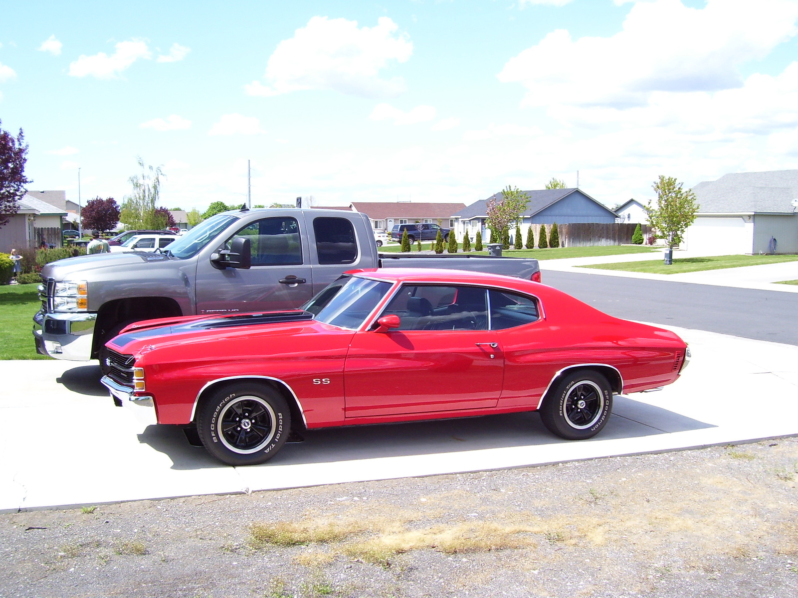 Chevrolet Chevelle Questions - Value of my 1971 SS Chevelle w/350 ...