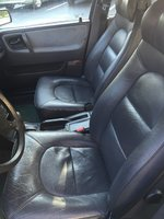 Picture of 1989 Saab 9000, interior