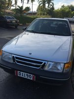 Picture of 1989 Saab 9000, exterior